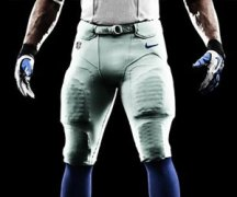 NFL thigh and knee pads