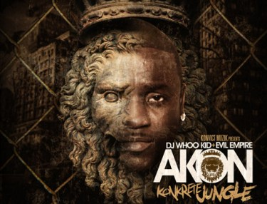 Akon - Konkrete Jungle mixtape
