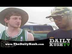 Asher Roth & Kid Cudi Talk Summer Tour Bus