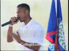 Shyne Spends Thanksgiving Speaking To Inmates In Belize