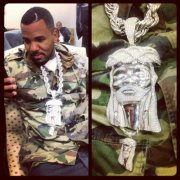 Game shows off new Jesus piece.