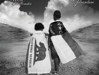 Murs and 9th Wonder - The Final Adventure coverart