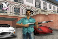 Tommy Vercetti - Grand Theft Auto: Vice City
