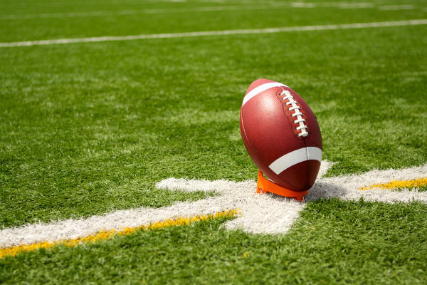 NFL - football - kickoff