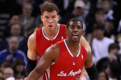 Chris Paul and Blake Griffin (Clippers)