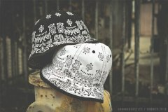 Crooks & Castles Summer 2013 headwear