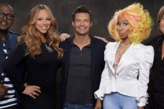 Mariah Carey and Nicki Minaj for 'American Idol'