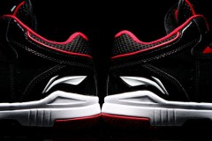 Li-Ning Wade All-City Black/Red