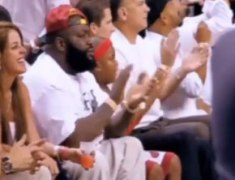 ESPN Highlights Miami Music Scene At Heat Games (Video)