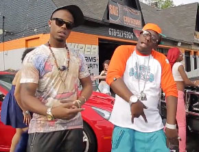 Young Dro, B.o.B & Young Booke: Poppin 4 Sum (Music Video)