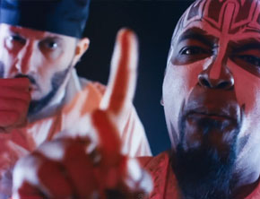 R.A. The Rugged Man ft. Tech N9ne & Krizz Kaliko: Holla-Loo-Yuh (Music Video)