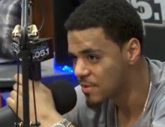 J. Cole Talks Overcoming Struggles With Debut, Story Behind 'Let Nas Down'