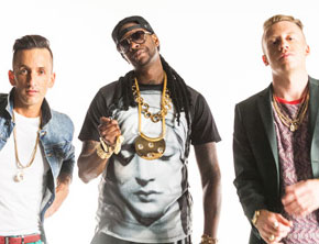 Clinton Sparks ft. 2 Chainz & Macklemore: Gold Rush (Music Video)