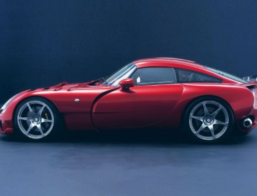 TVR Sagaris returns.