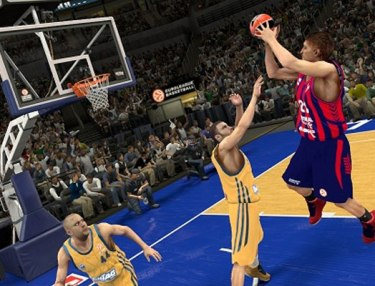 Euroleague teams added to NBA 2K14