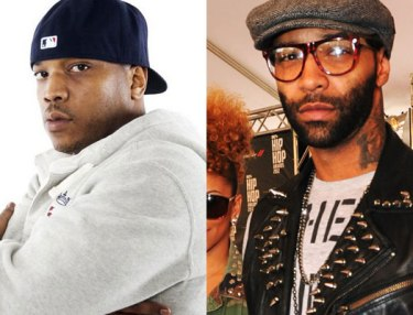 Styles P and Joe Budden