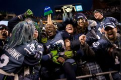 Seattle Seahawks fans