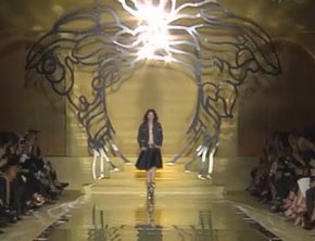 Versace's Spring/Summer 2014 Women's Collection Preview