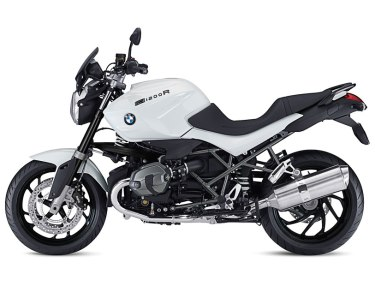 BMW R 1200 R 'DarkWhite' Special Edition