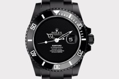 Bamford Watch Department x Rolex Submariner Ceramic Date Spirit