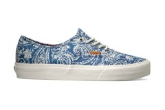 Vans California Holiday 2013 Paisley pack