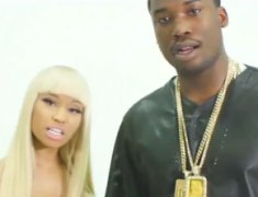 Meek Mill ft. Nicki Minaj, French Montana & Fabolous - I Be On That (Music Video)