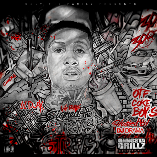 Lil Durk - Signed To The Streets (Mixtape)