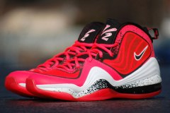 Nike Air Penny V Atomic Red/Black