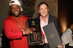 Rico Love birthday Miami Art Basel Crown Royal