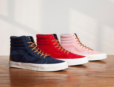 Vans Classic & Year of the Horse Collection