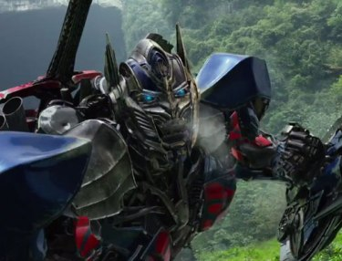 Transformers: Age of Extinction (Teaser Trailer)