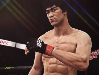 EA Sports UFC: Bruce Lee Reveal (Gameplay Trailer)