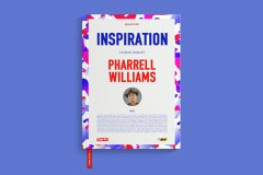 Pharrell's social book, Inspiration