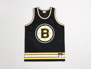 Mitchell & Ness x Concepts Boston Bruins Jersey