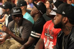 G-Unit Comes Out For SMS Boxing On ESPN