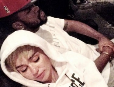 Mike Will Made-It and Miley Cyrus