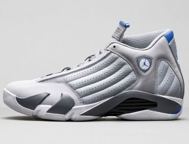 Air Jordan 14 Retro Wolf Grey