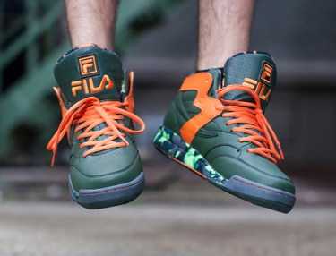 FILA x Teenage Mutant Ninja Turtles M-Squad