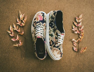 Vans Authentic CA Royal Paisley