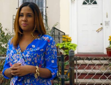 Angela Yee Visits Childhood Home In Brooklyn