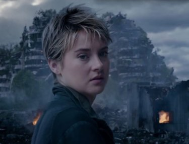 The Divergent Series: Insurgent (Teaser Trailer)
