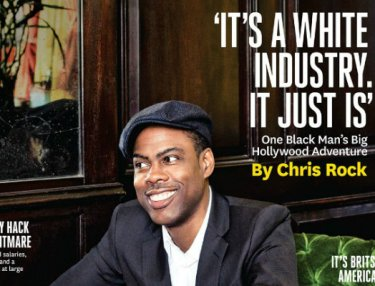 Chris Rock Exposes The Hurdles Minorities Face In Hollywood