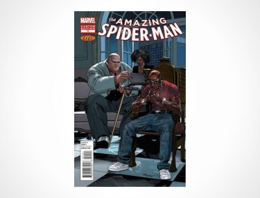 Birdman Appears On 'Amazing Spider-Man' Comic Cover