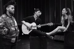 Ariana Grande & The Weeknd - Love Me Harder (Acoustic)