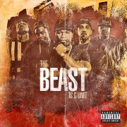 The Beast Is G-Unit - cover