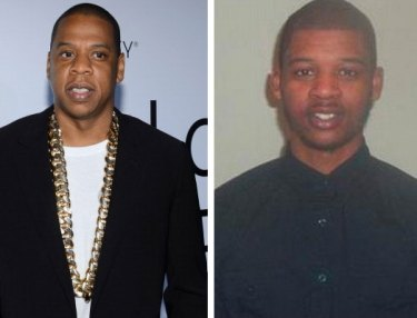 Jay Z and Rymir Satterthwaite