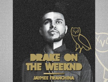 Jaymee Franchina - Drake On The Weekend (Mixtape)