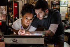 Hobbies With Asa Akira: Tattooing (Ep. 1)