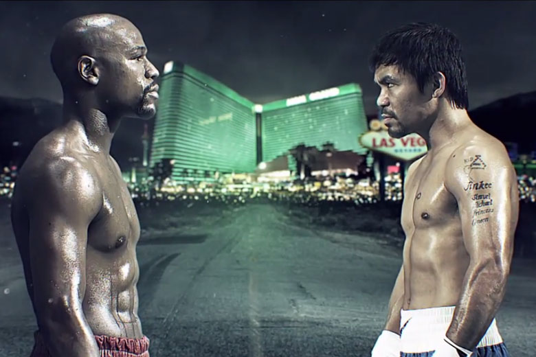 Floyd Mayweather vs. Manny Pacquiao (Official Ad Spot)