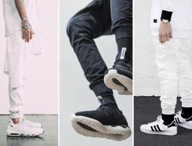 Top 5 Jogger Pants For Spring/Summer